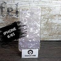 Силиконовый чехол для iPhone 6/6S Розовый, фото 1