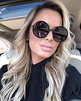 Женские солнцезащитные круглые очки Rita Bradley 8116 с01