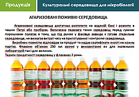 Питательные среды украинского производства