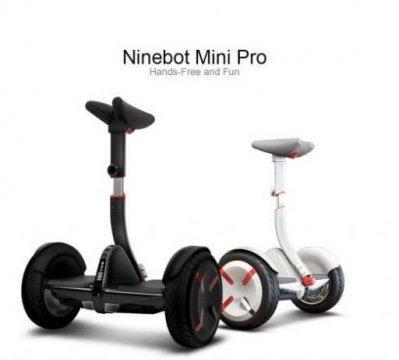 Гироскутер Ninebot PRO черный (White)