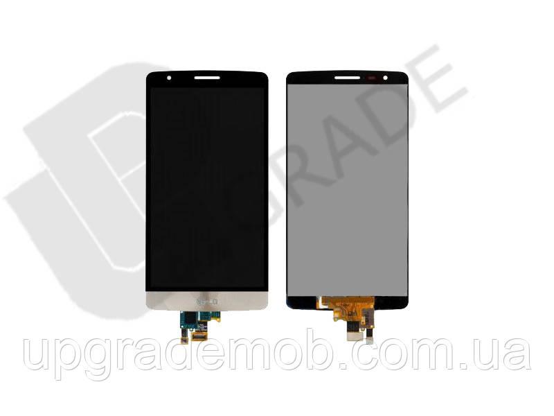 Дисплей LG D724 G3 S Dual Sim тачскрин модуль серый