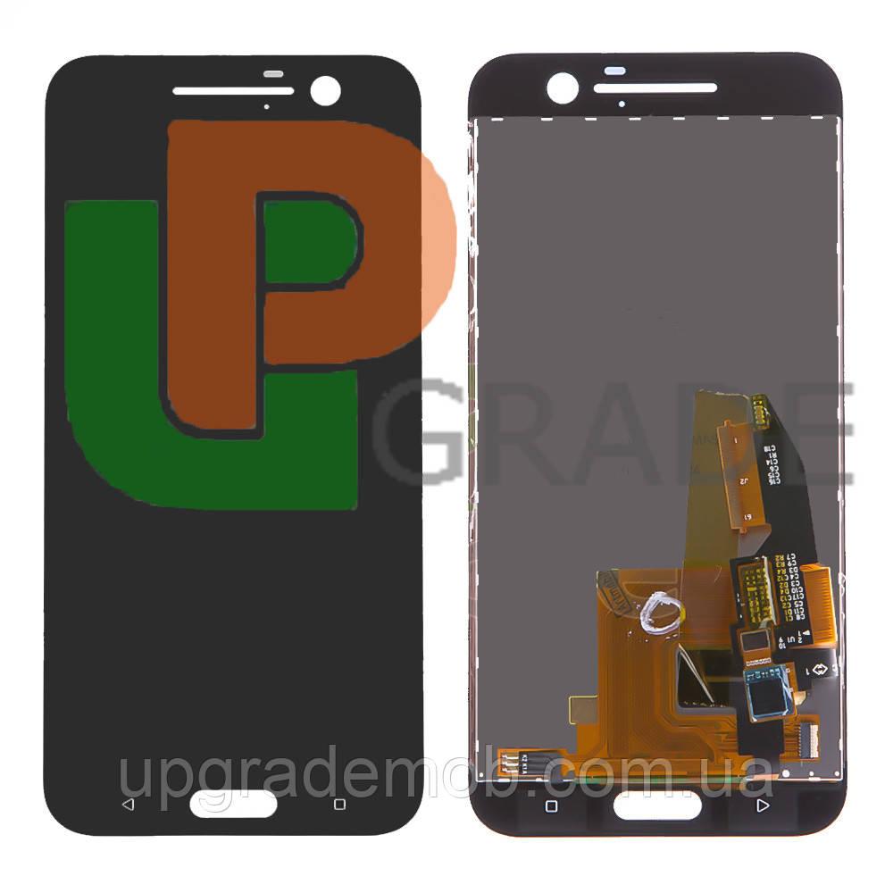 Дисплей HTC 10 Lifestyle/One M10 тачскрин модуль черный оригинал