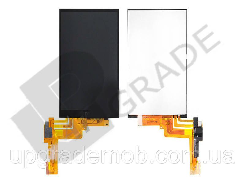 Дисплей HTC One M9 с тачскрином модуль сенсор, черный