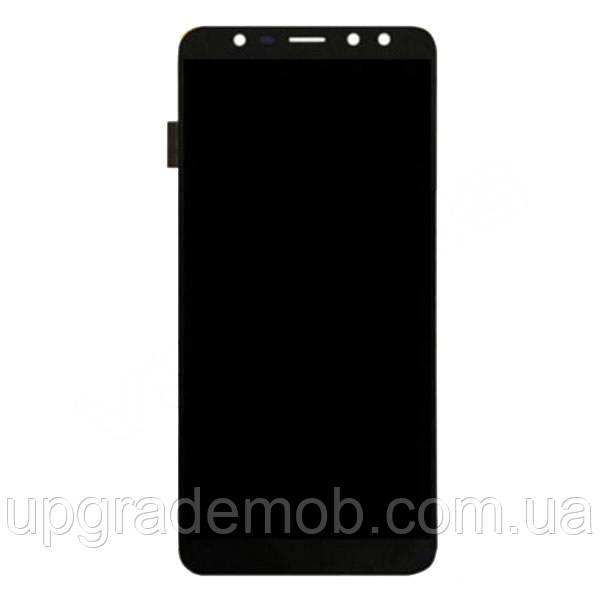 Дисплей Leagoo M9 тачскрин сенсор модуль, черный