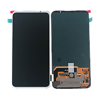 Дисплей Meizu 16s/16s Pro тачскрин модуль белый Amoled оригинал