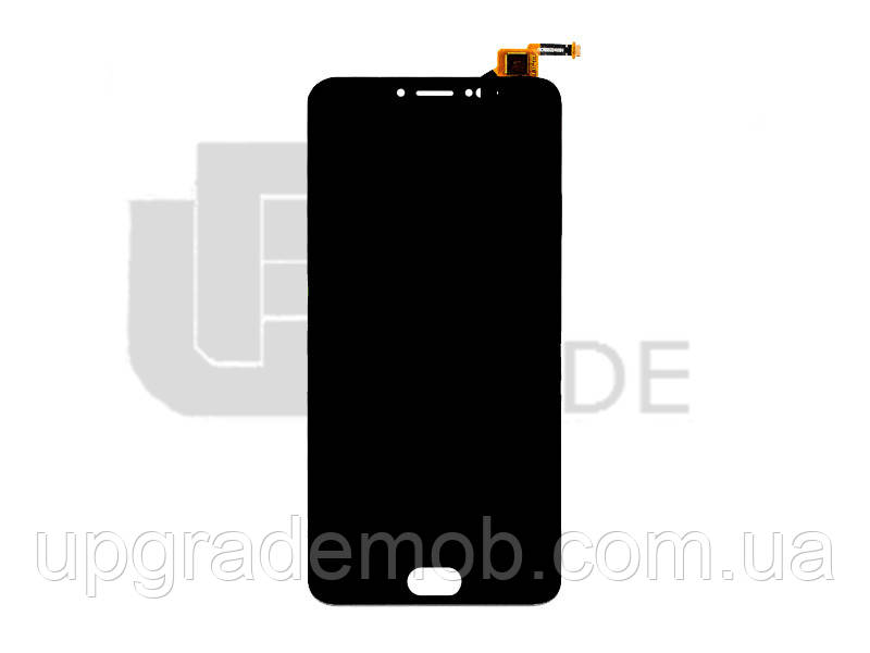 Дисплей Meizu M3 Note L681H тачскрин сенсор модуль, черный