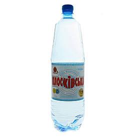 Вода мінеральна Плосківська негазована 1,5 л Плосківська лікувально-столова Луцьк
