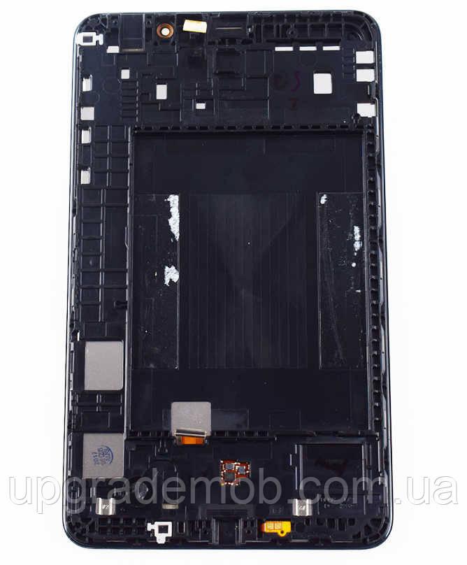 Дисплей Samsung T231 Galaxy Tab 4 7.0, версия 3G тачскрин сенсор, белый, в рамке