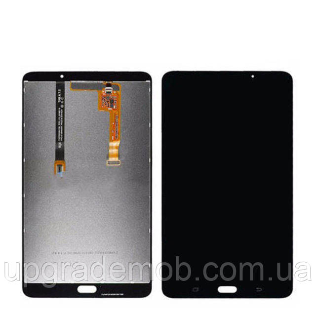 Дисплей Samsung T280 Galaxy Tab A 7.0 2016 версия Wi-Fi тачскрин модуль черный оригинал