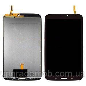 Дисплей Samsung T310 Galaxy Tab 3 8.0, версия Wi-Fi тачскрин сенсор, черный, оригинал