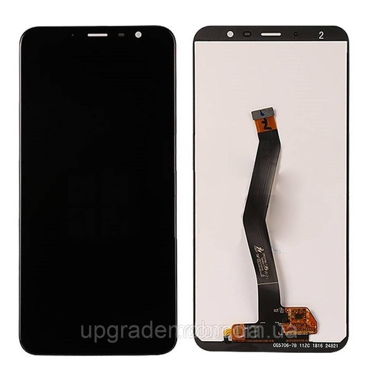 Дисплей Meizu M6T M811 тачскрин модуль черный