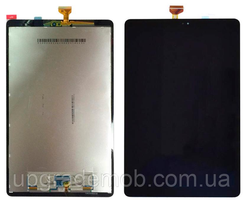Дисплей Samsung T590 Galaxy Tab A 10.5 Wi-Fi/T595 LTE с тачскрином модуль сенсор, черный, оригинал