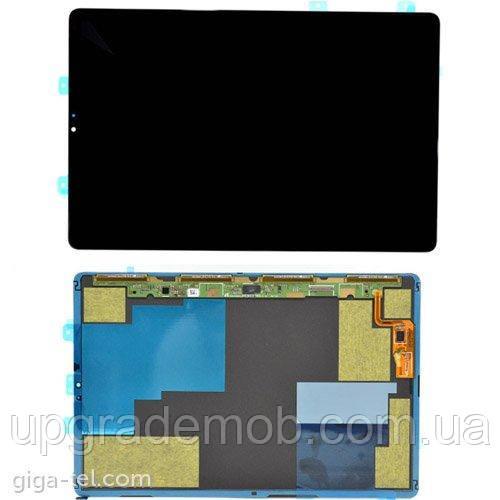 Дисплей Samsung T720 Galaxy Tab S5e Wi-Fi/T725 LTE с тачскрином модуль сенсор, черный, Amoled, оригинал