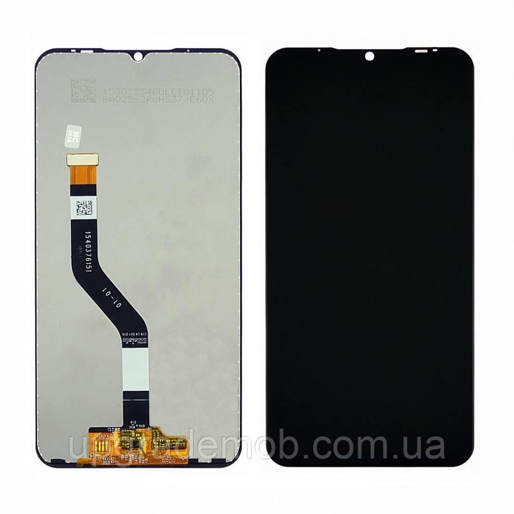 Дисплей Meizu Note 9 тачскрин сенсор модуль, черный
