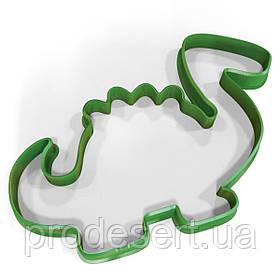 Вирубка для пряників Динозаврик-1 8*12 см (3D)