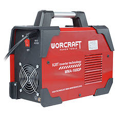 Сварочный аппарат инверторный Worcraft MMA-160DP, фото 2