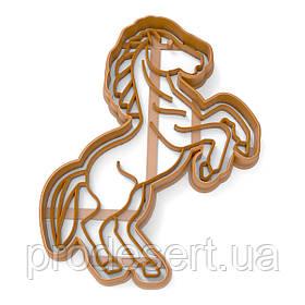 Вирубка для пряників Кінь 12*9 см (3D)