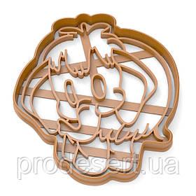 Вирубка для пряників Мамонтеня 10*9 см (3D)