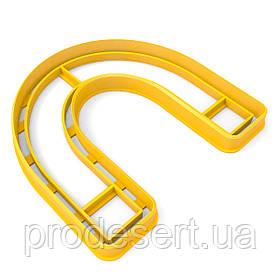 Вырубка для пряников Магнит 9,8*10 см (3D)