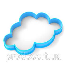 Вирубка для пряників Хмарка 8*5 см (3D)