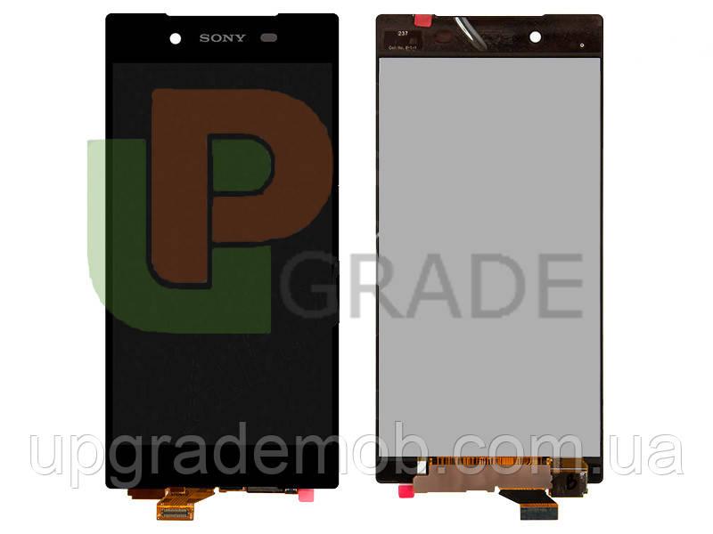 Дисплей Sony E6603 Xperia Z5 /E6653/E6633 Dual/E6683 тачскрин модуль черный