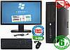 "I3Комплект Б/У Монитор HP 19""+Б/У Системный блок HP Core i3 (3,10GHz) 4ядра / 4Гб / 250ГБ лицензия Windows7"