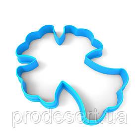 Хрест-3 вирубка для пряників 10*8 см (3D)