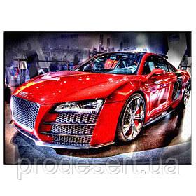 Автомобіль 9 вафельна картинка