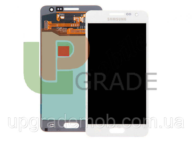 Дисплей Samsung A310F Galaxy A3 2016 тачскрин сенсор, белый, TFT, копия