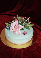 Торт под заказ Лилия