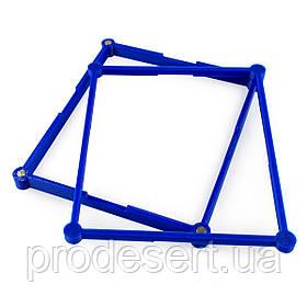 Рамка тримач для трафарету 130*110 мм (3D)