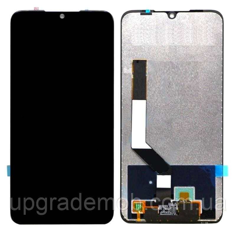 Дисплей Xiaomi Mi Play с тачскрином модуль сенсор, черный