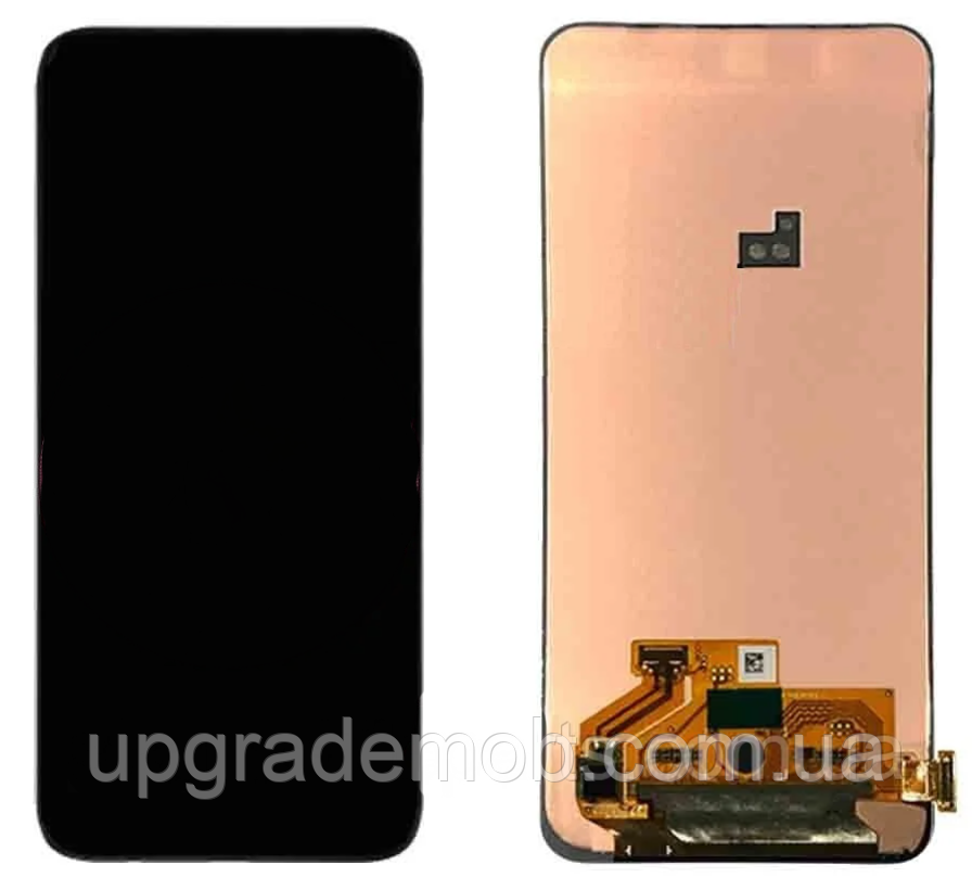 Дисплей Samsung A805F Galaxy A80 2019/A908B Galaxy A90 5G 2019 с тачскрином модуль сенсор, черный, OLED, копия