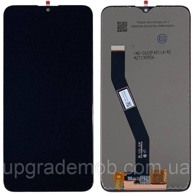 Дисплей Xiaomi Redmi 8/Redmi 8A тачскрин сенсор, черный