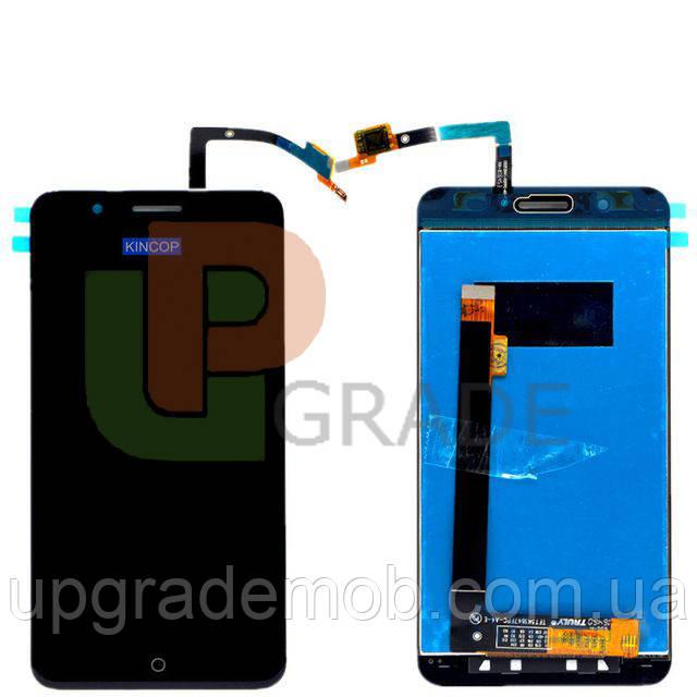Дисплей ZTE A610 Blade/A612 Blade с тачскрином модуль сенсор, черный