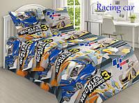 Комплект постельного белья подростковый ТМ TAG Racing car