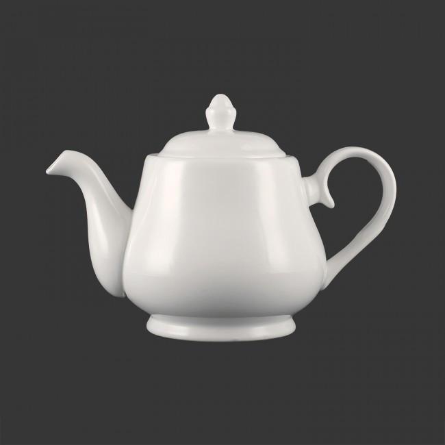 Чайник фарфоровый заварочный HLS Extra white 1000 мл (W0275)