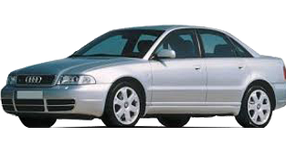 Защита двигателя и КПП для Audi (Ауди) A4 B5 1994-2000