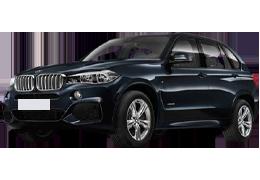Защита двигателя и КПП для BMW (БМВ) X5 F15 2015+
