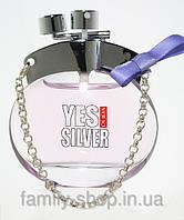 Туалетная вода Pupa Yes Silver 100 ml.