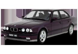 Защита двигателя и КПП для BMW (БМВ) 5 series (E34) 1988-1996