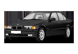 Защита двигателя и КПП для BMW (БМВ) 3 series (E36) 1991-2000