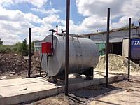 Мобильный топливный модуль для дизельного топлива 5000 литров