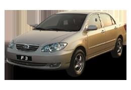 Защита двигателя и КПП для BYD (БИД) F3 I 2005-2013