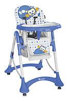 Стульчик для кормления Bertoni ELITE Blue Baby Owl, фото 1
