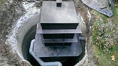 Автономная канализация БАРС-Аэро 10
