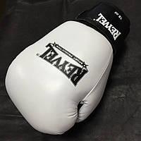 Перчатки боксёрские REYVEL, 18 ун, кож.