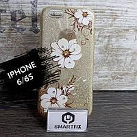 Силиконовый чехол с рисунком для iPhone 6/6S, фото 1