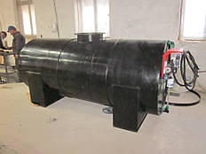 Топливная емкость БАРС-FT 10