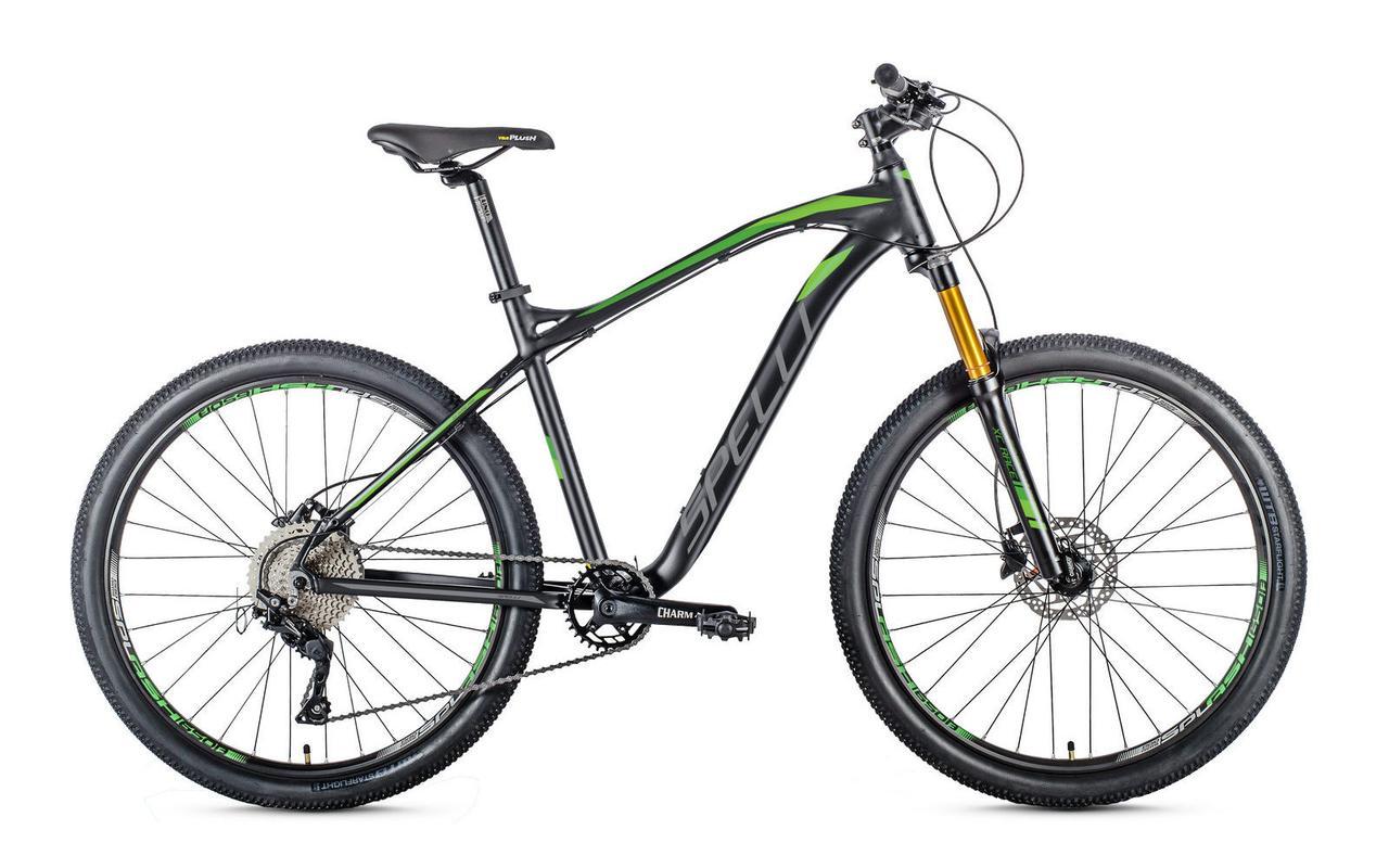 """Велосипед 27,5 Spelli SX-6200 PRO disk 17"""""""
